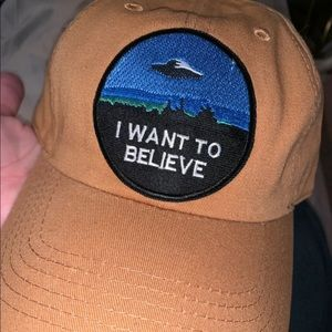 Other - UFO Baseball cap
